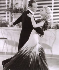 "Fred Astaire and Ginger Rogers – ""The Gay Divorcee"" (1934)"