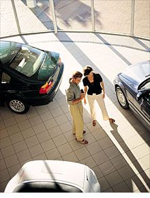 Buying a new car?  6 things never to tell a car salesman - great tips
