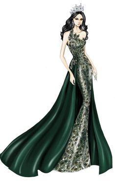 Dress Design Drawing, Dress Design Sketches, Fashion Design Sketchbook, Dress Drawing, Fashion Design Drawings, Fashion Sketches, Fashion Figure Drawing, Fashion Drawing Dresses, Dress Illustration