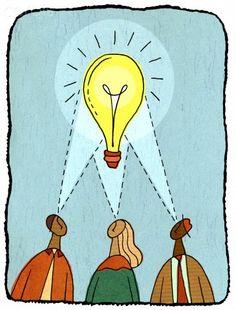 Imaginação, Criatividade, Inovação