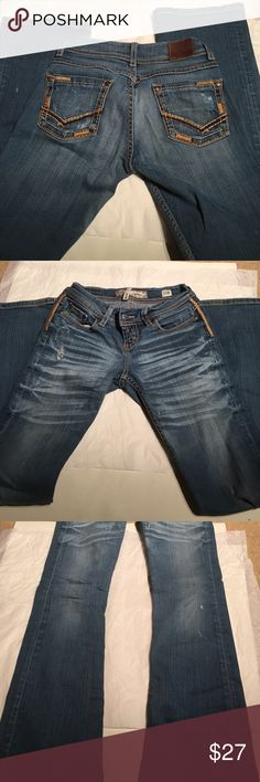 Womens super cute BKE jeans size 25R Ladies BKE jeans size 25R c651 BKE Jeans Boot Cut