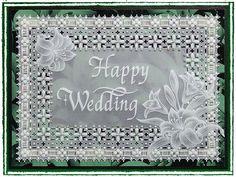 イメージ0 - パーチメント作品28・Weddingカードの画像 - 花*華 Flower Time - Yahoo!ブログ