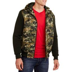 Ring of Fire Men's Trusting Jacket, Size: Small, Black