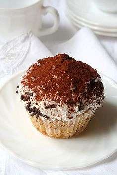 Tiramisù Cupcake by Le Petrin