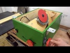 Building my Compact Table Saw