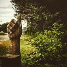 "The ""Thumb"". Masset, Haida Gwaii"