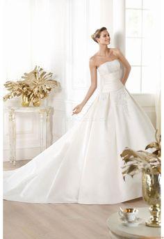 Robes de mariée Pronovias Laurain 2014