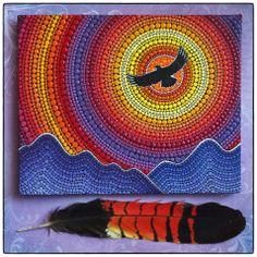 'Soaring Eagle' by Elspeth Mclean