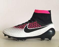 Nike Magista Obra FG 641322-106 Radiant Reveal Pack White Soccer Cleats