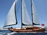 Turkey yacht charter offer the relaxation, adventure and comfort that you deserve on a gulet charter Turkey holiday.