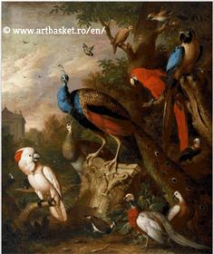 Artbasket, Your Online Source of Art! Browse our website for paintings, gobelins related items and more!