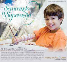Cliente: Fundação do Rim Peça: Anúncio de Jornal Dia do Rim Ano: 20014