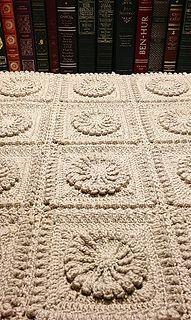 Matelassé Afghan by Priscilla's Crochet, via Flickr---I am in LOVE with Priscilla Hewitt's Matelasse' patterns!