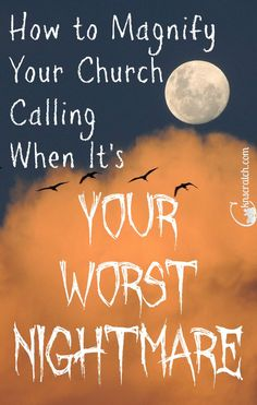 The blueprint of christs churchbook review book review churches how to magnify your church calling when its your worst nightmare malvernweather Images