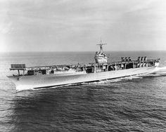 USS Ranger (CV-4) was the first ship of the United States Navy to be designed and built from the keel up as an aircraft carrier. Ranger was a relatively small ship, closer in size and displacement to the first US carrier—Langley—than later ships.