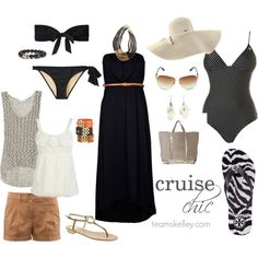 travel style | cruise fashion inspiration | tory burch | the look book series @ teamskelley.com | #katiedskelley