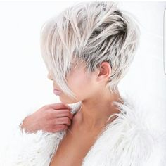 Pixie Hairstyles for Long Faces Long Face Hairstyles, Funky Hairstyles, Hairstyles Haircuts, Boy Haircuts, Formal Hairstyles, Wedding Hairstyles, Funky Haircuts, Trending Haircuts, Modern Haircuts