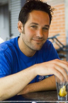 Paul Rudd, oh how much I love you! :)  Such a cutie and so darn funny!