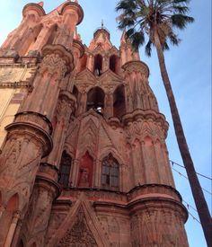 Catedral de San Miguel, Guanajuato - Fotografía: Edgar Bezares