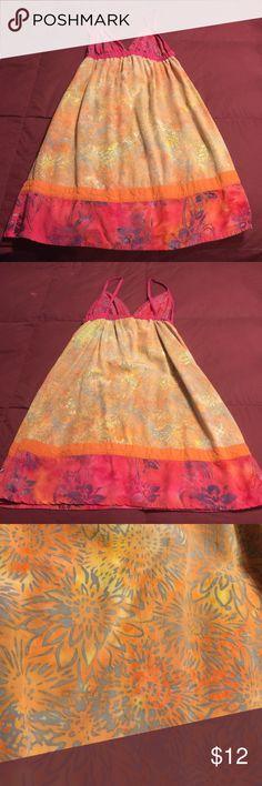Beautiful sun dress by Santiki is gorgeous Beautiful sun dress is simple and gorgeous so cute! santiki Dresses