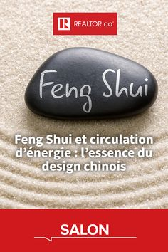 Le Feng Shui est une philosophie visant à harmoniser l'énergie dans votre espace de vie. Lisez notre dossier spécial sur le sujet pour en savoir plus.   #Design #FengShui #Chance #REALTORpointca