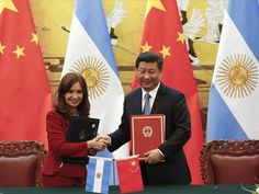 Argentine president's tweets cause furor