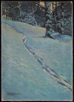 MacDonald, J., ) Morning after Snow, High Park - 1912 Art Gallery of Ontario Painting Snow, Winter Painting, Winter Art, Winter Snow, Tom Thomson, Emily Carr, Canadian Painters, Canadian Artists, Landscape Photos