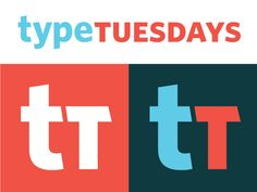 Type Tuesdays Logo
