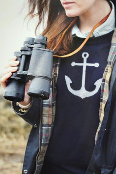 Anchor and Barbour