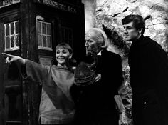 an unearthly child | The First Doctor: An Unearthly Child at BFI Southbank | South Bank ...