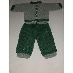 Jungen Trachten Ein Baby trachten in große 80,aus 50 % Schurwolle,50 % Acryl. Ein Einzelstück. Bunt, Boys, Homemade, Handarbeit