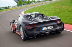 Porsche 918 Spyder : détails des technologies embarquées | AUTOMOTIV PRESS