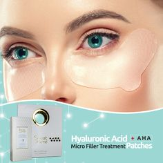 A patch that is a Serum a Cream & a Mask in ONE! Evens skin tone Smoothes wrinkles Instantly firms and lifts skin Refreshes and hydrates the skin leaving a youthful complexion Even Skin Tone, Serum, Patches, Skin Care, Beauty, Skin Treatments, Beauty Illustration, Asian Skincare, Skincare
