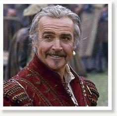 Sean Connery as Ramirez