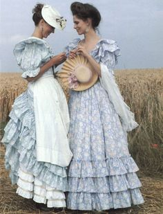 ▫Duets▫groups of two in art & photos - pair right out of anne of green gables
