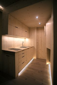 Ark Shelter Tiny House - Tiny Living - - The Belgian tiny house, Ark Shelter, is a sleek minimalist tiny house with a full wall window on one end and large accordion doors that open onto a deck. Off Grid Tiny House, Small Tiny House, Tiny House Cabin, Tiny House Design, Tiny Modular Homes, Prefab Homes, Shelter, Casa Lego, Small Home Offices
