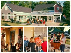Meet Me at Pairings   Ohio wine and culinary experience.  tasting room open  now.  also events.