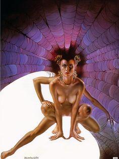 Fantasy Art - Boris Vallejo