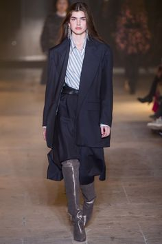 Isabel Marant Fall 2017 Ready-to-Wear Fashion Show Collection