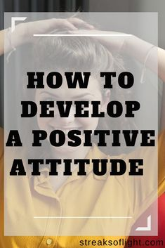 Your attitude determines your altitude. Click on this to learn how to build a positive attitude and create a life you love. #positiveattitude #thrive #selflove #selfmade #attitude