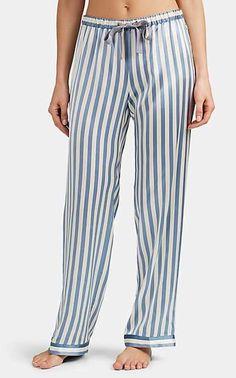 Search Results for morgan lane chantal candy-striped silk satin pajama Satin Pajamas, Candy Stripes, Barneys New York, Silk Satin, Morgan Lane, Designing Women, Lounge Wear, Gym Shorts Womens, Pajama Pants