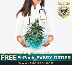 FREE 5-Pack with every Order! Only till Sunday 13th November.