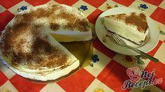 Nepečený, nenáročný dort s lahodnou chutí. Neváhejte a vyzkoušejte.