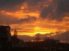 sunsets...