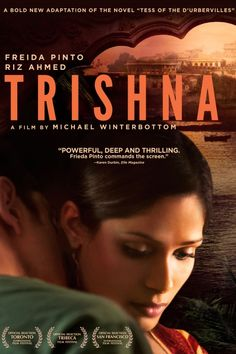Trishna poster, t-shirt, mouse pad Go To Movies, Freida Pinto, Family Bonding, Film Movie, Filmmaking, Cool Things To Buy, Ebooks, Novels, Pink
