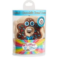 Whiffer Sniffers 'Freddy Frosted' Scented Backpack Clip ($8) ❤ liked on Polyvore
