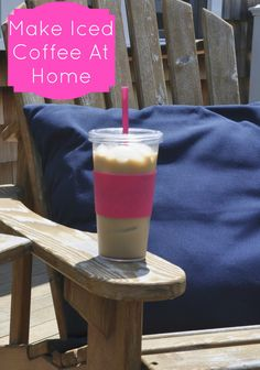 Make your own Starbucks-quality iced coffee at home