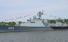A third Gepard-class 3.9 frigate built for Vietnam will be floated out at a shipbuilding plant in eastern Russia on Wednesday.
