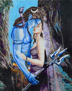Mosaic Art – Lord Shiva and Shakti – Ruchika Punjabi – Mosaic Art – Lord Shiva a… – Jonalyn Sirmond - special Lord Shiva Hd Wallpaper, Lord Vishnu Wallpapers, Mosaic Artwork, Mosaic Wall Art, Shiva Parvati Images, Shiva Shakti, Mosaic Art Projects, Lord Shiva Family, Lord Shiva Painting