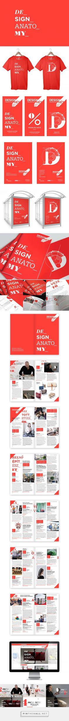Budapest Design Week, 2016 on Behance